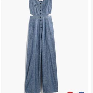ISO Madewell chambray jumpsuit in xxs or xs